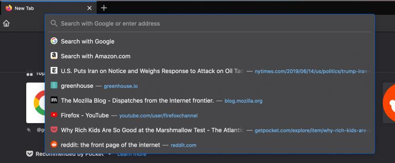 Firefox 75 - przez koronawirusa nie ma nowych funkcji bezpieczeństwa