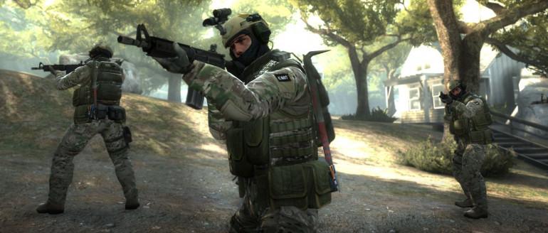 CS: GO - Krieg doczekał się znerfowania