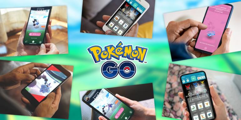 Pokémon GO z kolejnymi zmianami usprawniającymi grę z domu