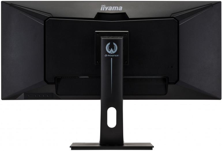 Iiyama G-Master Red Eagle GB3461WQSU - nowy ultraszeroki monitor z FreeSync Premium