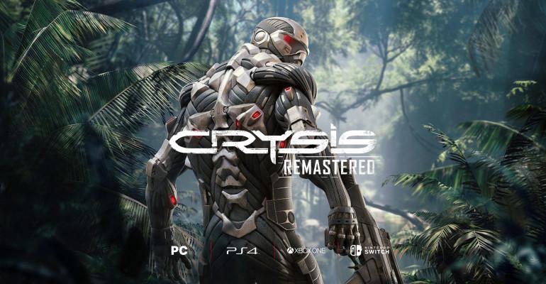 Crysis Remaster zostanie wydany na PS4, Xbox One, PC a nawet na Nintendo Switch