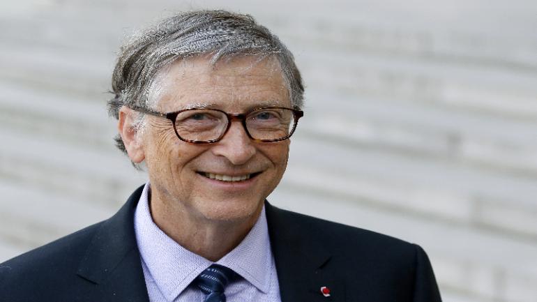 Bill Gates - demon zła odpowiedzialny za powstanie Covid-19