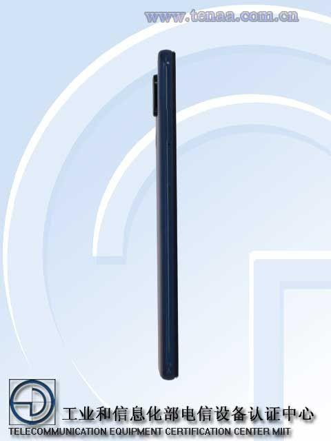 Nienazwany model Xiaomi z certyfikacją - prawdopodobnie jest to Redmi Note 9