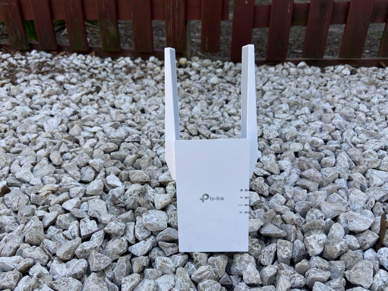 TP-Link RE505X - test wydajnego repeatera z Wi-Fi 6 oraz złączem LAN
