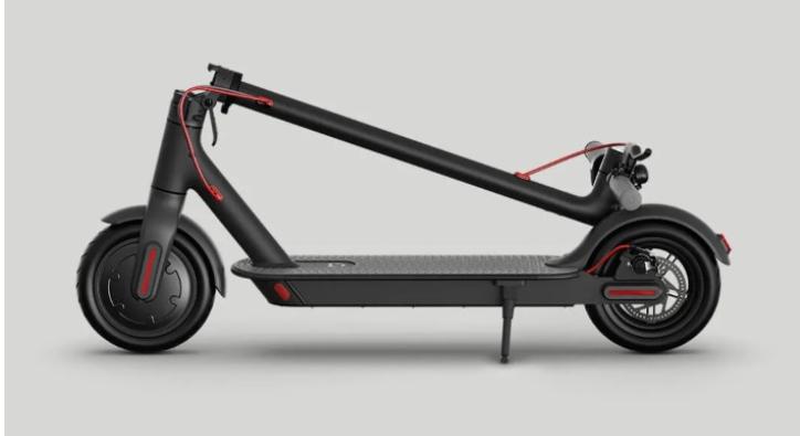 Xiaomi odświeża swój hit - oto hulajnoga Xiaomi 1S Electric Scooter