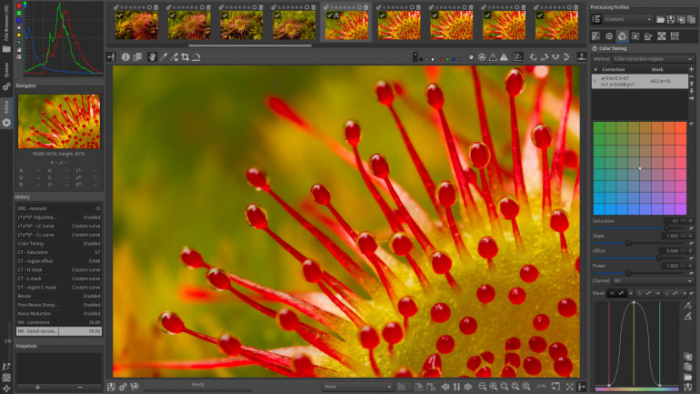 Darmowy program do obróbki zdjęć - jaki wybrać?