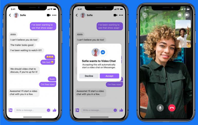 Messenger Rooms - Facebook rzuca wyzwanie Zoom