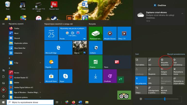 Windows 10. Jak wyłączyć powiadomienia?
