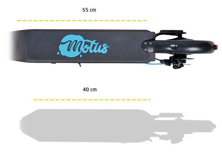 Motus Scooty 8,5+