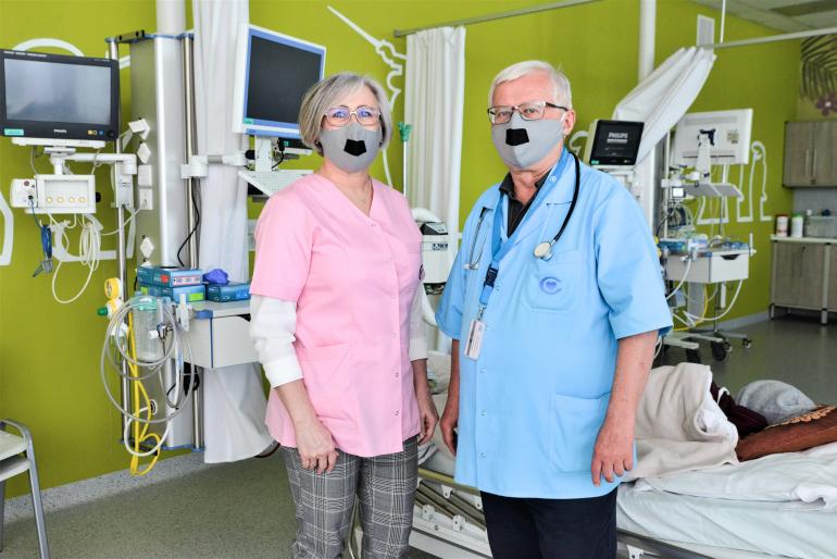 DołączDoStada K.I.D.S. - gwiazdy w geście wsparcia dla lekarzy