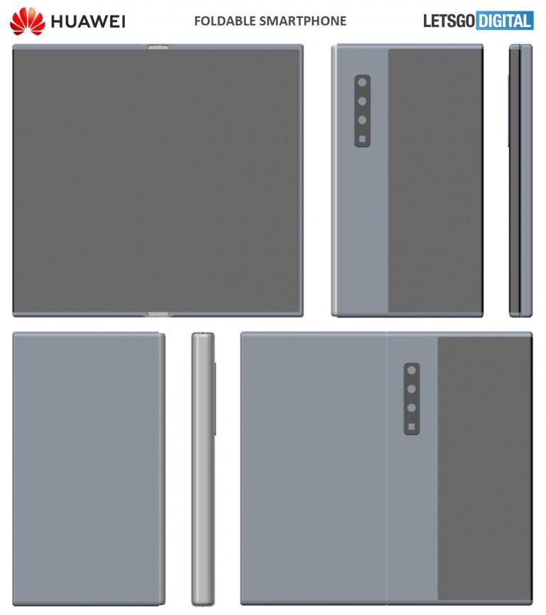 Następca Huawei Mate Xs będzie podobny do Galaxy Fold'a