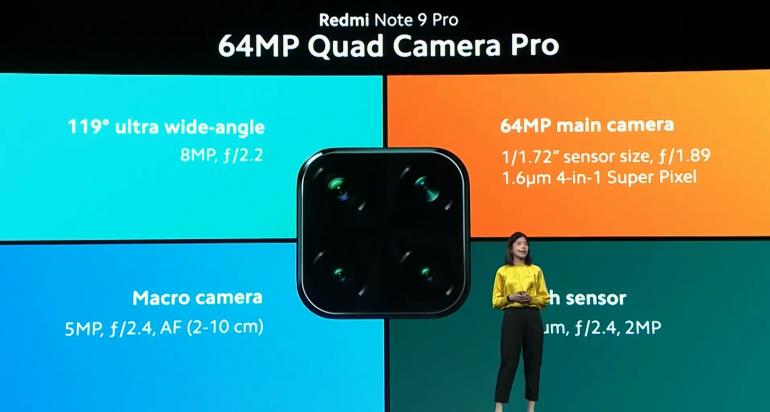 Xiaomi Redmi Note 9/Note 9 Pro/Mi Note 10 Lite oficjalnie - relacja z premiery