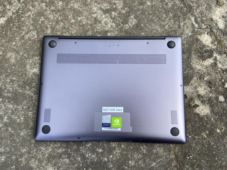 Test Huawei Matebook 13 2020 - stare wady, nowe podzespoły