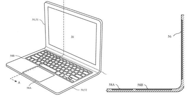 MacBook z elastycznym zawiasem? To całkiem możliwe
