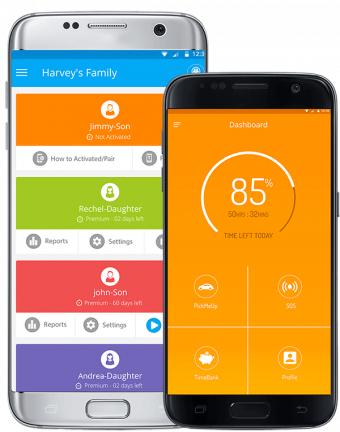 Yumy Apps FamilyTime Parental Control