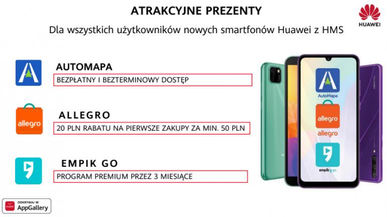 Wszystkie nowości Huawei - Matebook 13, Matebook X Pro, Huawei Y oraz mBank w AppGallery