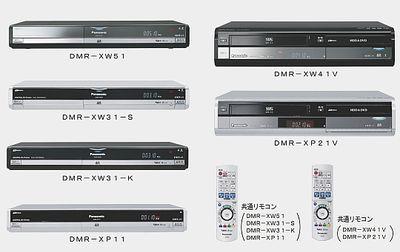 Panasonic: pięć cyfrowych magnetowidów