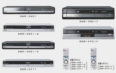 Cyfrowe nowości Panasonika (źródło: Akihabaranews.com)
