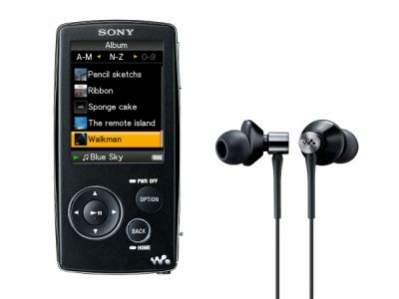 Sony Walkman NW-800