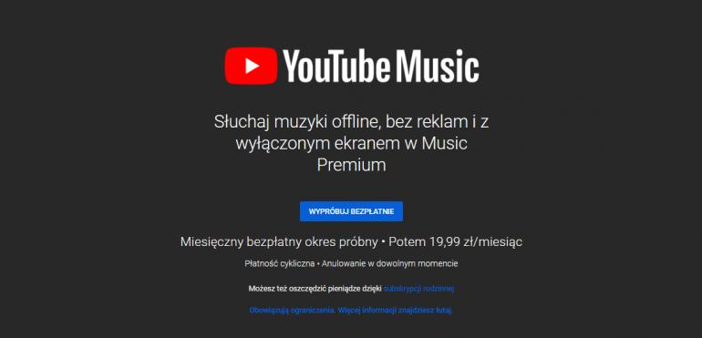 YouTube Music otrzymuje zakładę Explore oraz możliwość wyświetlania tekstów piosenek