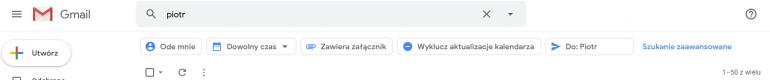 Google wprowadza nowe funkcje wyszukiwania w poczcie Gmail