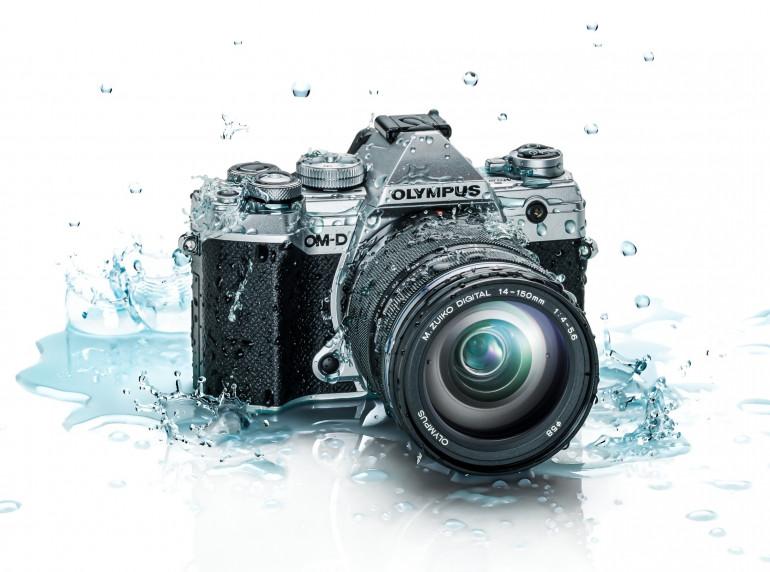 Rodzina Olympusa powiększona - prezentacja nowych zestawów fotograficznych i filmowych
