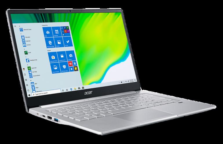 Kolejne nowości z AMD Ryzen 4000 - Acer Swift 3 i Acer Aspire 3 trafiają do sklepów