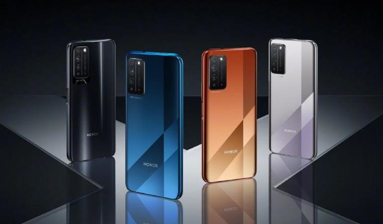 Honor X10 5G oficjalnie - ekran bez notch'a, Kirin 820 oraz brak Google'a