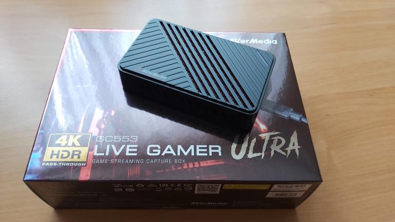 AverMedia Live Gamer Ultra – recenzja. Jeden z najlepszych grabberów na rynku