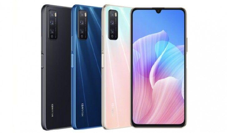 Huawei Enjoy Z 5G - znamy specyfikację