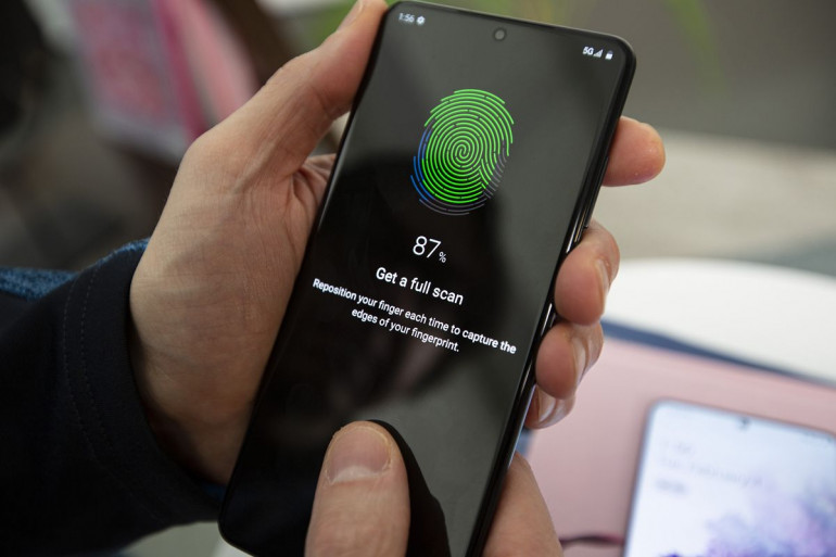 Samsung Galaxy S20 z możliwością wyłączenia animacji odblokowywania ekranu