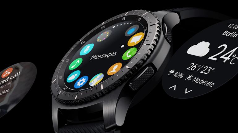 Samsung aktualizuje 3-letnie smartwatche - Gear Sport i Gear S3 już z One UI 1.5