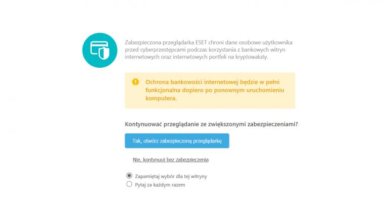 ESET Internet Security - recenzja programu antywirusowego na rok 2020