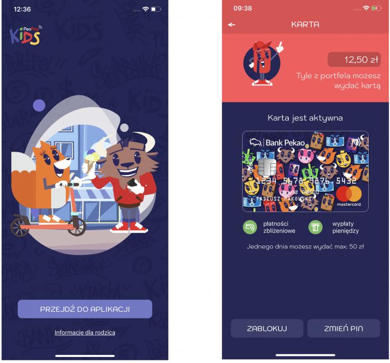 Wprowadź dziecko w świat finansów - nowa aplikacja PeoPay KIDS