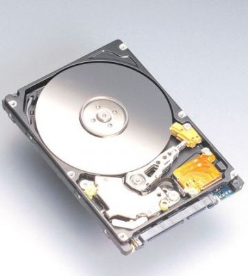 Szybkie 2,5 cala HDD od Fujitsu