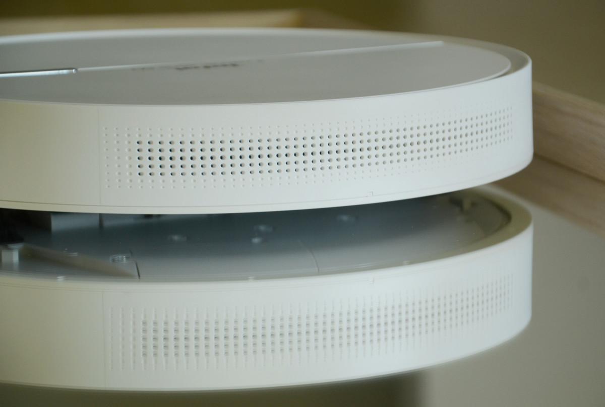 TEFAL EXPLORER SERIE 60 - test odkurzacza automatycznego
