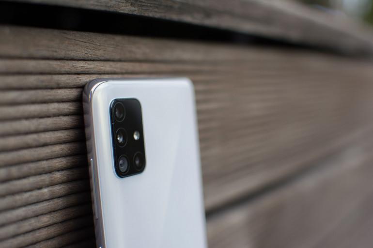 Samsung Galaxy A51 już z One UI 2.1