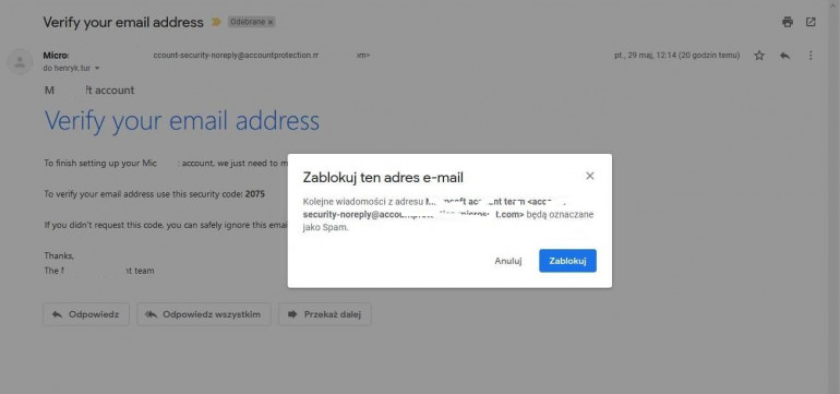Pięć prostych sposobów na bezpieczniejszy Gmail