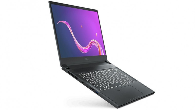 Creator 15 - bardzo mocny laptop MSI dla twórców