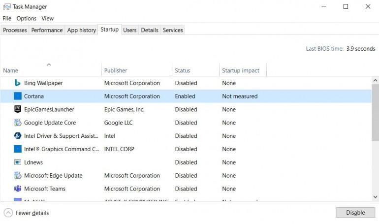 Windows 10 Maj 2020 - łatwe wyłączanie i usuwanie Cortany