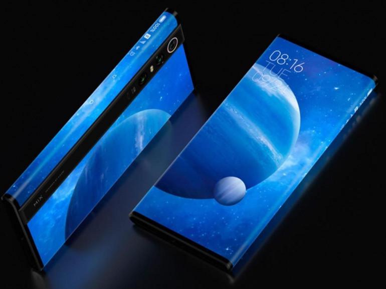 Mi Mix Alpha - telefon przyszłości jednak bez topowego procesora