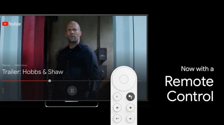 Google Sabrina - poznajcie następcę Chromecast'a z Android TV
