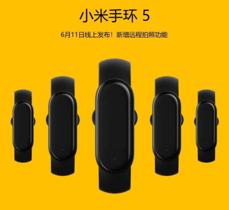 Czego jeszcze nie wiesz o Xiaomi Mi Band 5? Sprawdź najnowsze plotki