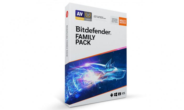 Bitdefender Family Pack 2020 w nowej, niższej cenie