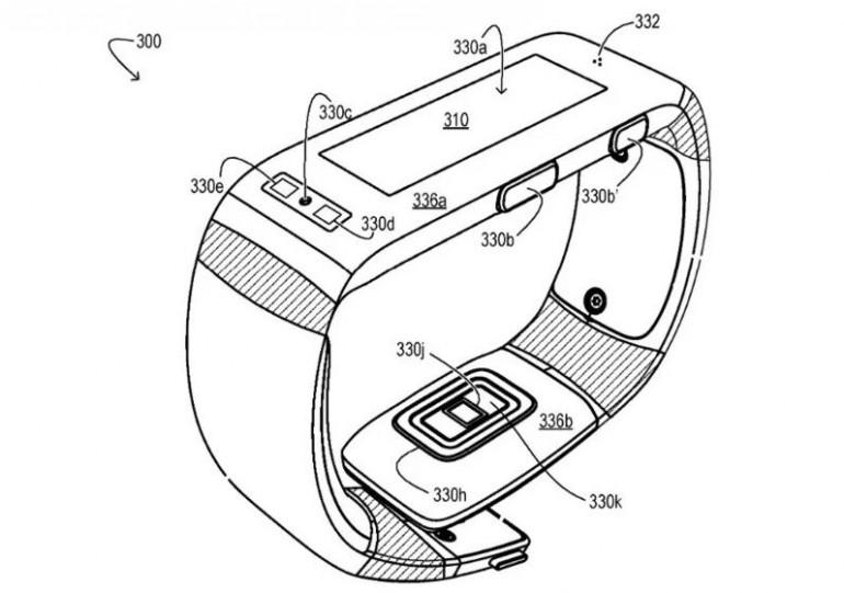 Microsoft patentuje smart...coś z czujnikiem światła