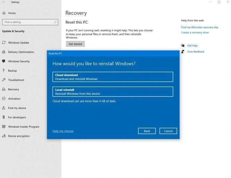 Windows 10 Maj 2020 - jak przeprowadzić czystą instalację?