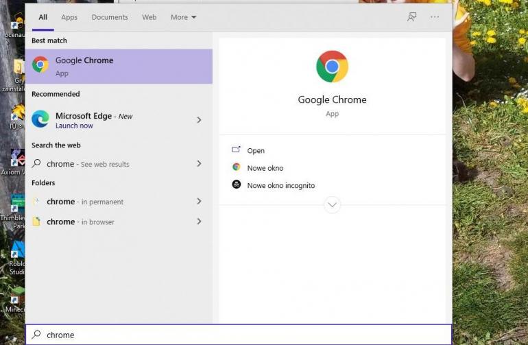 Microsoft wciska reklamy Edge, gdzie tylko się da