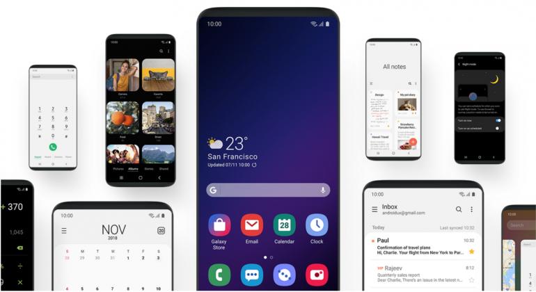 One UI 2.5 - Twój Samsung już wkrótce zacznie wyświetlać reklamy