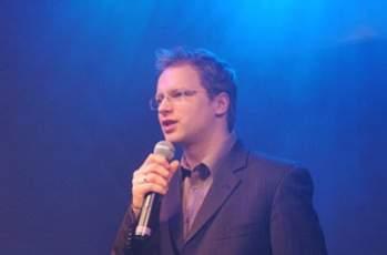 Premierę systemu Windows Vista poprowadził Maciej Stuhr.