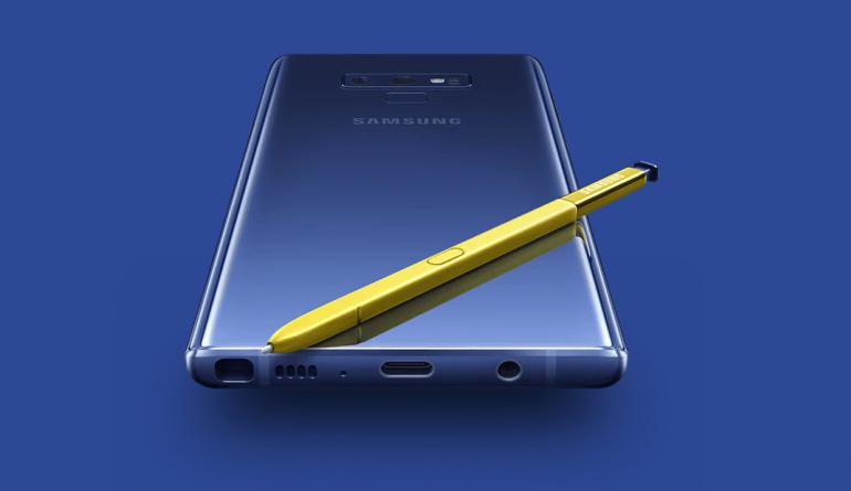 A jednak - Samsung Galaxy Note 9 otrzymuje One UI 2.1